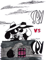 Spy Rabbit vs Spy Rabbit by AketA