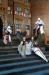 Assassins and Templars by samhawkeye