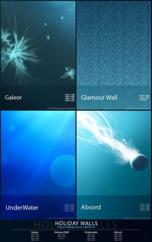 wallpapers deviantart. Holiday Wallpaper pack