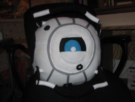 Good Old Cuddly Wheatley by yugimew