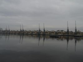 Disused Docks by Party9999999