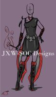 Full Body Clothing Design [CLOSED] by JxW-SpiralofChaos