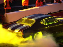 burnout-contest IV by AmericanMuscle