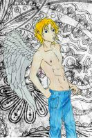 Angelic Stripping :PP by lunalove2