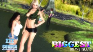Biggest On The Island Preview 3 by zzzcomics