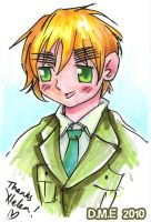 APH- Marker Sketch by tavington