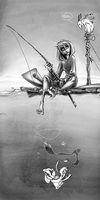 Fishergirl by LONelloid