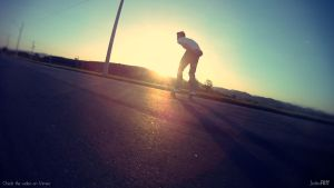 A Longboard Day - Video by Joalff