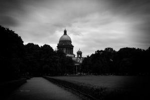 Saint Isaac's Cathedral by knows-things