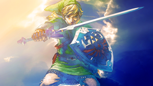 The Legend of Zelda: Skyward Sword by Detvil