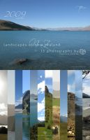 2009 NZ Lanscapes Calendar by Crooty