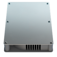 OSX Yosemite SSD Icon by benchesh