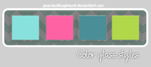 Color Glass Styles by Peerfectboyfriend