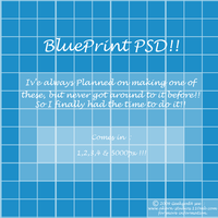 Blueprint PSD by GeekGod4