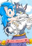 Felicia x J. Talbain Marriage by ViralJP