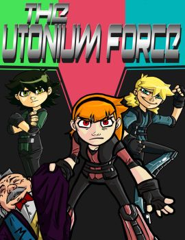 The Utonium Force (Twist Fate) by Boonchieboy