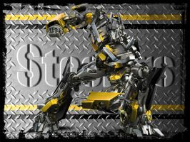 Steel Prime by Layvindrey