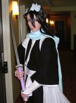 Byakuya Metrocon 2012 by DarthJader11