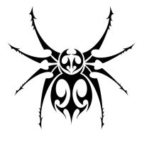 Tribal 7 - Spider 1 by 0813Tribals