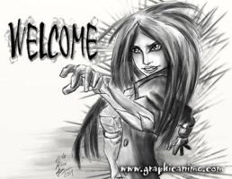 Z-LA ID :WELCOME: by GraphicAnime