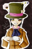 the mad hatter by Xx-nein-xX