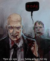 Zombies FTW by randis