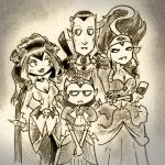 Epilogue - Extended Family Portrait by Mr-DNA