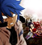 Jellal is so mad by Halle-Dean