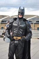 Batman cosplay by Regretable-Sweetness