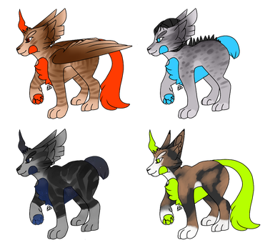 Lavogen Adopts [ OPEN ] by JOTAR0