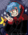Spider Boi by Kirlikea