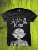 In heaven everything is fine by Guis