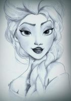 Cold never bothered me, anyway! by HoRoHoRoHoRoHoRo