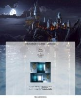 Journal skin - Harry Potter [instalator] by ShiStock