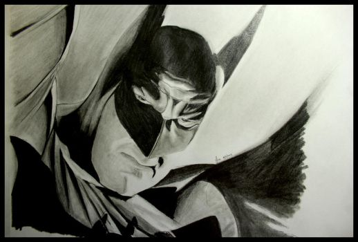 Batman by Ace2560