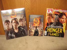 The Hunger Games Collection Part 9 by LeaveItToVi