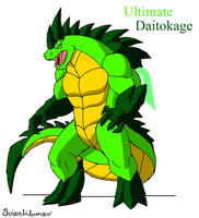 Ultimate Daitokage by Brian12