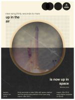Up In The Air Poster by lovelives4ever