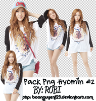 Pack Png Hyomin #2 by boonguyen123