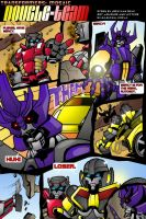 Double Team by Transformers-Mosaic