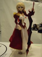 PeppCon 2014 - doll Soldier princess. by Jessi-element