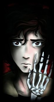 Nico di Angelo - Child of the Underworld by FlockeInc