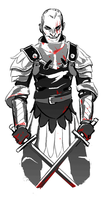 Black--white-knight-2 by dragonalth
