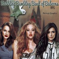 Babbling Bumbling Band of Baboons RPG 2 by AkilajoGraphic