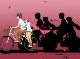 CLAC : gowes by YCHN