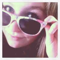 with straight hair and sunglasses lol :D by xmattycooijmans