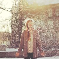 Sunny Winter by losesprit