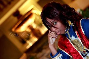 Princely I by JouninK