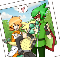 PP - afamilyreunion by Fish-tang