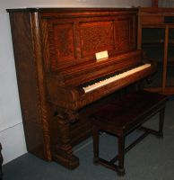Gallatin Museum 67 Piano by Falln-Stock